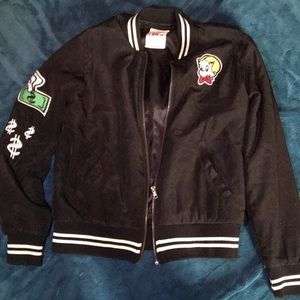 Alec Monopoly Richie Rich Bomber Jacket